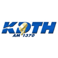 Logo of radio station KDTH