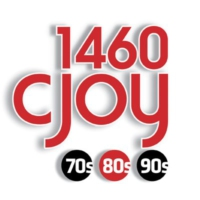 Logo of radio station 1460 CJOY