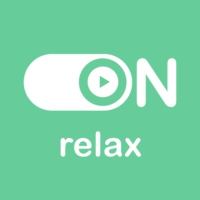 "Logo of radio station ""ON Relax"""