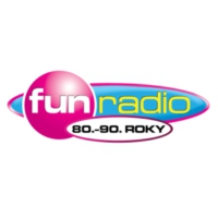 Logo of radio station Fun Rádio 80 90 Roky