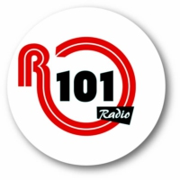 Logo of radio station R101 Party Rock