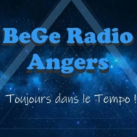 Logo of radio station BEGERADIOANGERS