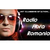 Logo of radio station Radio Fibra Romania