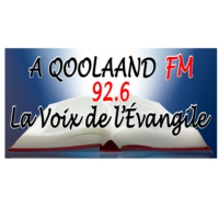 Logo of radio station A QOOLAAND FM 92.6