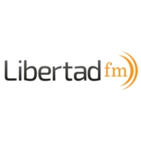 Logo of radio station Libertad FM