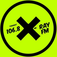 Logo of radio station X-Ray FM