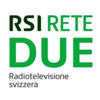 Logo of radio station RSI Rete Due