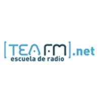Logo of radio station TEA FM