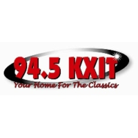 Logo of radio station KXIT