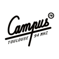 Logo of radio station Campus FM Toulouse 94.0