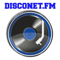 Logo of radio station DISCONET.FM