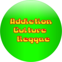 Logo of radio station Addiction Culture Reggae