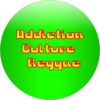 Logo de la radio Addiction Culture Reggae