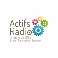 Logo de la radio Actifs Radio