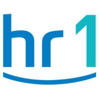 Logo of radio station hr1