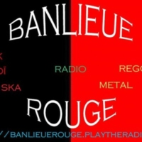 Logo of radio station Banlieue Rouge Radio