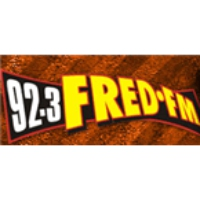 Logo of radio station CFRK Fred 92.3 FM