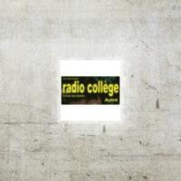 Logo of radio station Radio Collège