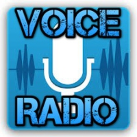 Logo of radio station VOICE RADIO