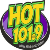 Logo de la radio WHTE Hot 101.9