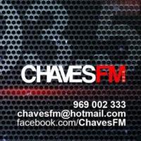 Logo de la radio Rádio Larouco Chaves