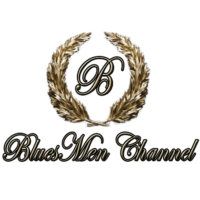 Logo de la radio BluesMen Channel (Gold)