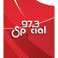 Logo de la radio Spacial 97.3