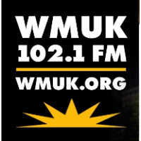 Logo of radio station WMUK 102.1