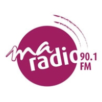 Logo of radio station Ma Radio 90.1