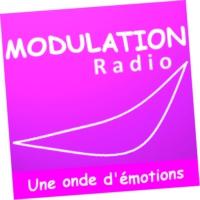 Logo of radio station MODULATION RADIO - 100% POP