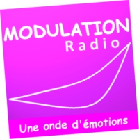 Logo de la radio MODULATION RADIO - 100% Pop