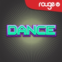 Logo of radio station Rouge Dance