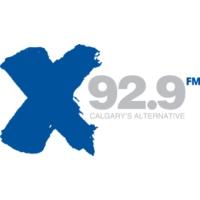 Logo of radio station CFEX-FM X92.9