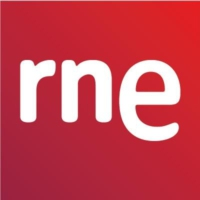 Logo of radio station RNE - Radio Nacional de España