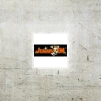 Logo of radio station JimmyFM
