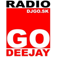 Logo of radio station Radio Go Deejay