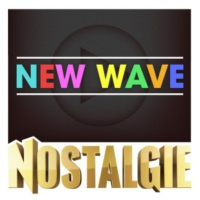 Logo of radio station Nostalgie NewWave