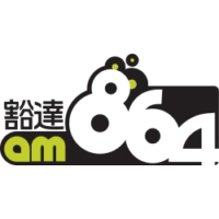 Logo of radio station am864
