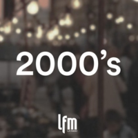Logo of radio station LFM 2000's
