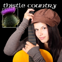 Logo de la radio Thistle Country