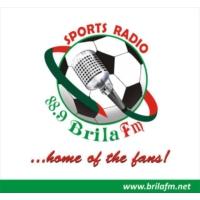 Logo of radio station Sports Radio Brila FM