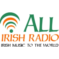 Logo of radio station All Irish Radio