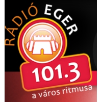 Logo of radio station Rádió Eger