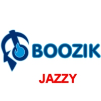 Logo of radio station BOOZIK Jazzy