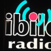 Logo of radio station ibileradio