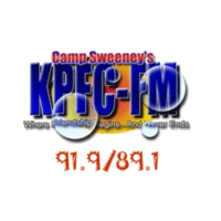 Logo of radio station KPFC 91.9 FM