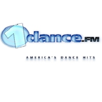 Logo of radio station 1Dance FM