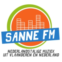 Logo of radio station Sanne FM