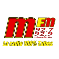 Logo of radio station MFM Radio - Guadeloupe