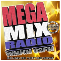 Logo of radio station wmhm92fm Mega Mix Radio!